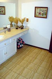 Can You Put Ceramic Tile On Concrete Basement Floor How To Lay A Floating Porcelain Or Ceramic Tile Floor Over A