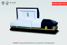 cheap casket km1228 american style metal steel casket cheap coffins for sale
