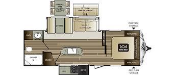 Open Range 5th Wheel Floor Plans Cougar