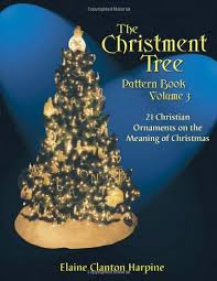the christment tree pattern book vol 3 21 christian ornaments on