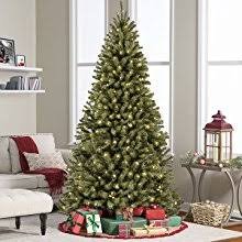 prelit christmas trees best choice products 7 5 ft prelit premium spruce