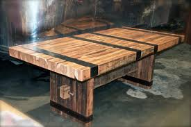 Metal And Wood Furniture Custom Tables Heritage Salvage