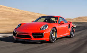 porsche red 2017 2017 porsche 911 turbo first drive u2013 review u2013 car and driver