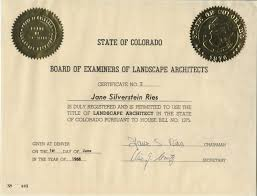 jane silverstein ries 1909 2005 denver public library history