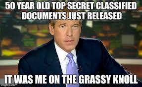 Meme Secret - brian williams was there meme imgflip