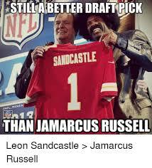 Russell Meme - stilla better draft pick sandcastle a memes enfl than jamarcus