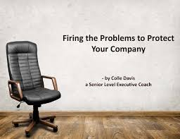 firing the problem to protect your company