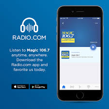 106 7 the fan live magic 106 7 home facebook