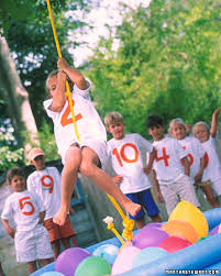 How To Throw A Backyard Party How To Throw An Obstacle Course Party Obstacle Course Party