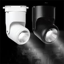 commercial track lighting systems led ceiling ls wall background cob living room spotlight ceiling