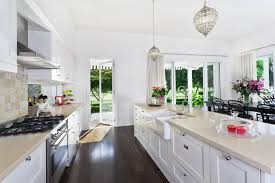 White Kitchen Cabinets With Dark Floors 143 Luxury Kitchen Design Ideas Designing Idea