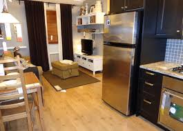 440 Square Feet Apartment Photos See Inside Ikea Brooklyn U0027s Tiny 391 Sq Ft Model
