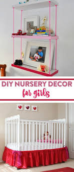 Diy Nursery Decor Diy Nursery Decor For A Craft In Your Day