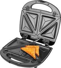 Toaster With Sandwich Maker Ecg S 299 3in1 Ecg