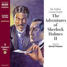 casebook of sherlock holmes u2013 volume ii the unabridged u2013 naxos