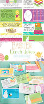 print these easter lunch jokes notes to slip into your kids
