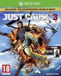 just cause 3 d1 xbox one preowned game uptowngames