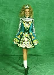 Irish Dance Costume Halloween Traditional Irish Dancing Love Irish