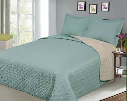 King Size Quilt Sets Bedroom Charming King Size Bed Sheets With Teal Brown Damask