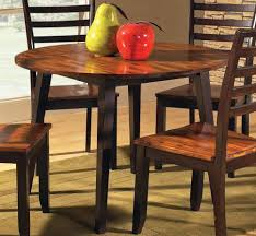 36 Round Dining Table Outstanding 36 Round Dining Table With Leaf And Pedestal Tables