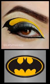 halloween eye makeup beastlyb1 found your makeup for the assembly lol geek out