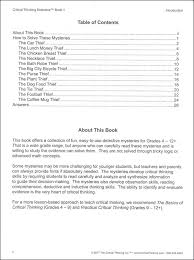 critical thinking detective book 1 041026 details rainbow