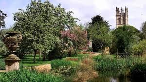 Botanical Gardens Oxford Botanic Garden Oxford Oxford Oxfordshire