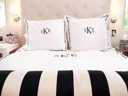 Monogrammed Coverlet Monogram Duvet Covers Monogrammed Bed Linens Coverlets Duvet
