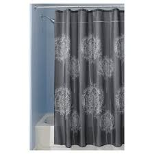 Stall Size Fabric Shower Curtain Stall Size Shower Curtain Target