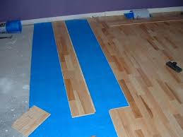 floating wood floor installing engineered floating wood