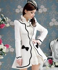 new winter high quality cheap womens wool coat most fashion