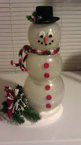 snowman centerpieces hanging decorations to make paper