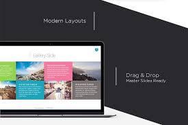 mongo powerpoint template presentation templates creative market