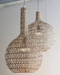 Wicker Pendant Light Catchy Wicker Pendant Light 25 Best Ideas About Rattan Pendant