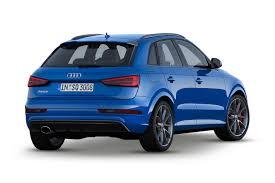 audi rs wagon 2017 audi rs q3 2 5 tfsi quattro 2 5l 5cyl petrol turbocharged