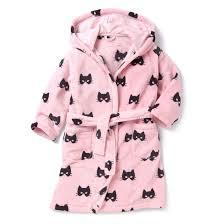 robe de chambre enfants robe de chambre aspect peluche 2 12 ans kdo chachou