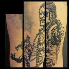 tattoo tuesday the walking dead official site comics u0026 tv show