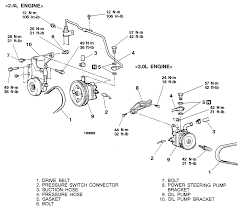 repair guides power steering pump removal u0026 installation