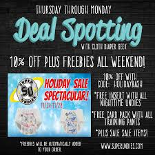 black friday diaper deals great black friday through cyber monday deals on cloth diapers and