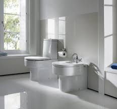 Back To Wall Bidet Roca Happening Back To Wall Bidet With Cover 357564000