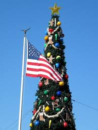 disney christmas trees to be donated to local military families