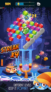 angry birds stella pop rovio u0027s bubble shooter live