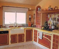 maison deco com cuisine les decoration de cuisine tendance n6 la cuisine rustique chic