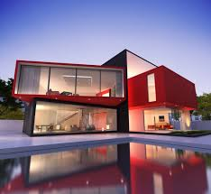 Modern Exterior Design by Exterior Painted Houses The Top Home Design