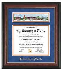 diploma frame size 8 best of florida diploma frames images on