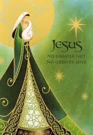 catholic christmas cards madonna child christmas card box set from catholic faith