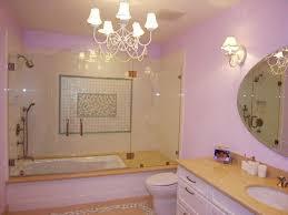 Zebra Print Bathroom Ideas Colors Sweet Children Bathroom With Purple Color For Girls Teen Animal