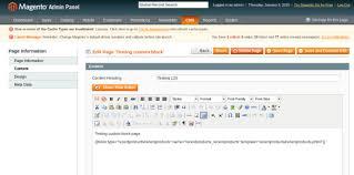 magento layout xml tutorial custom block development in magento
