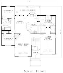 cool split level hillside house plans at coolhouseplans com