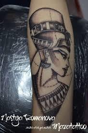 tattoo on thigh ideas the 25 best nefertiti tattoo ideas on pinterest egyptian tattoo